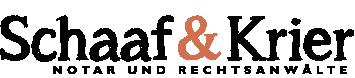 Notar und Rechtsanwälte Schaaf & Krier Partnerschaft
